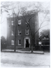Historic Isaac Taylor House in New Bern